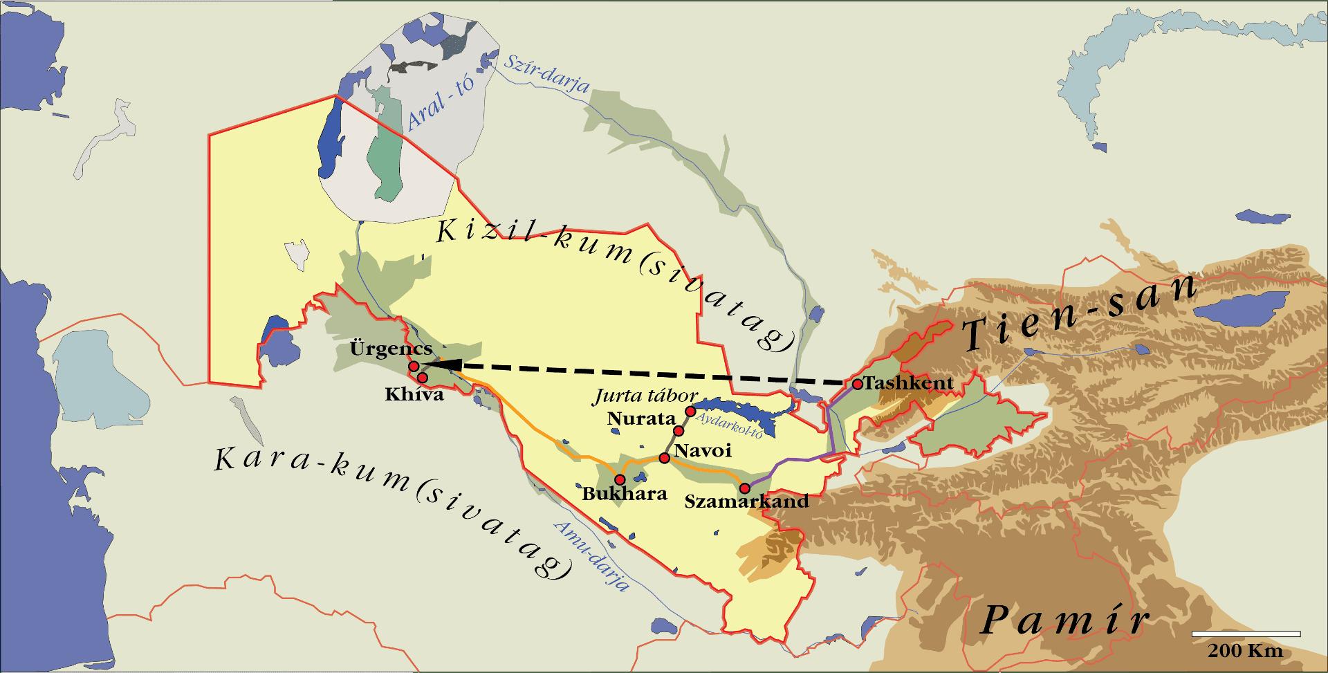 uzbegisztan
