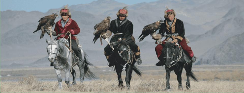 Mongólia - Naadam Fesztivál és Megmérettetés
